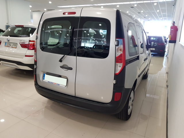 RENAULT KANGOO  Combi Emotion dCi 90 Euro 6 5p. for sale in Malaga - Image 4