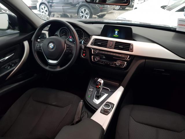 BMW SERIE 3  318d 4p. de ocasión en Málaga - Foto 7