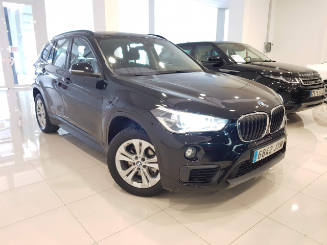 BMW X1  sDrive18d 5p. for sale in Malaga - Image 1