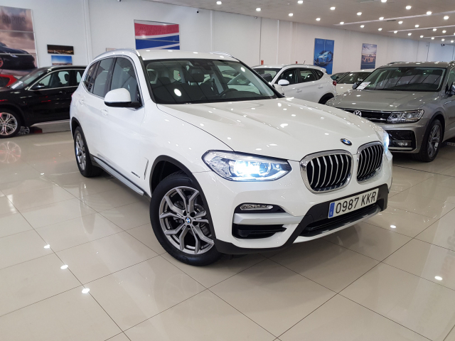 BMW X3  xDrive20d 5p. for sale in Malaga - Image 1