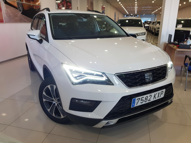 SEAT Ateca  1.5 EcoTSI 110kW 150CV StSp Style 5p. for sale in Malaga - Image 1