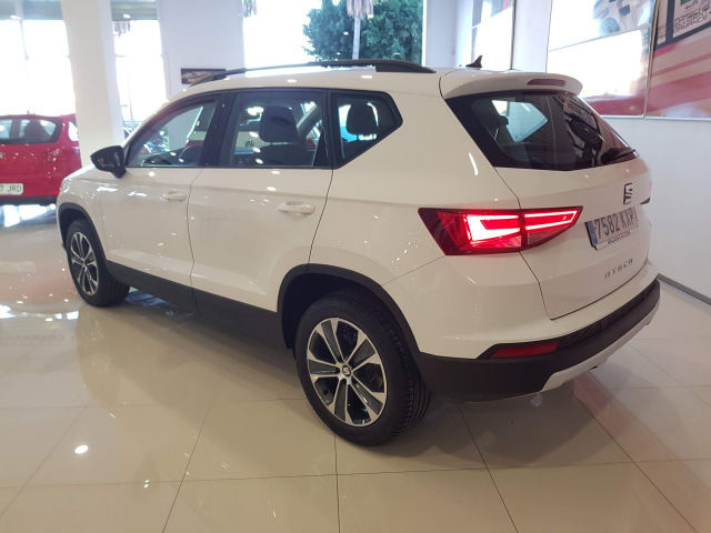 SEAT Ateca  1.5 EcoTSI 110kW 150CV StSp Style 5p. for sale in Malaga - Image 3
