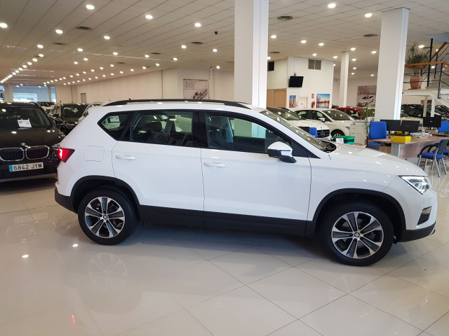 SEAT Ateca  1.5 EcoTSI 110kW 150CV StSp Style 5p. for sale in Malaga - Image 4