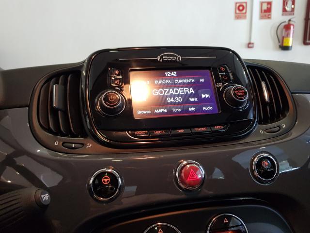 FIAT 500  1.2 8v 69 CV Lounge 3p. for sale in Malaga - Image 14