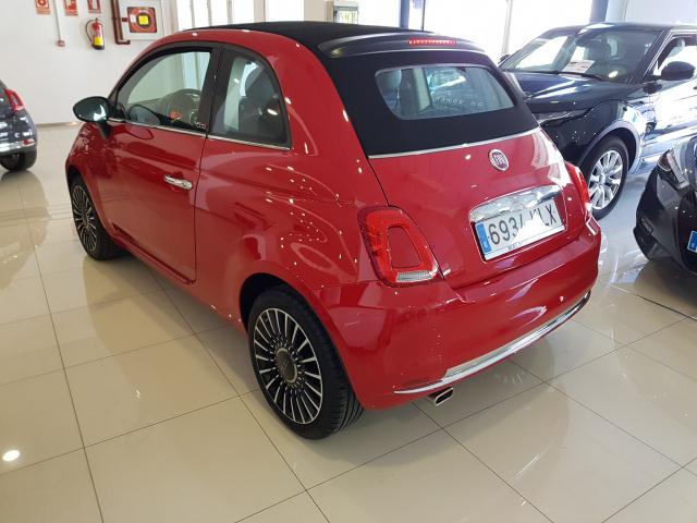 FIAT 500  1.2 8v 69 CV Lounge 2p. for sale in Malaga - Image 3