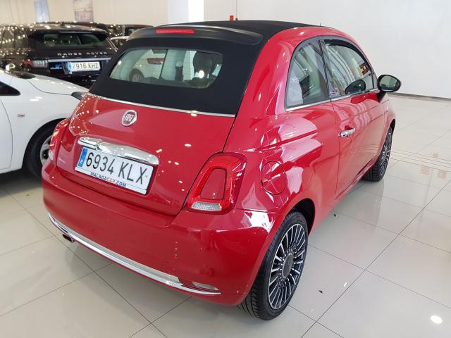 FIAT 500  1.2 8v 69 CV Lounge 2p. for sale in Malaga - Image 4