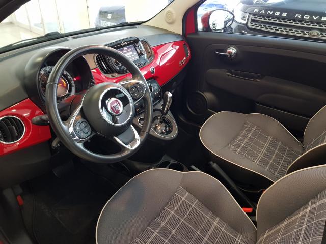 FIAT 500  1.2 8v 69 CV Lounge 2p. for sale in Malaga - Image 8