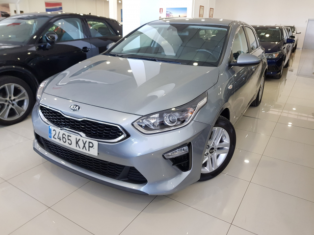 KIA Ceed 1.4 TGDI Busines5p. 140cv