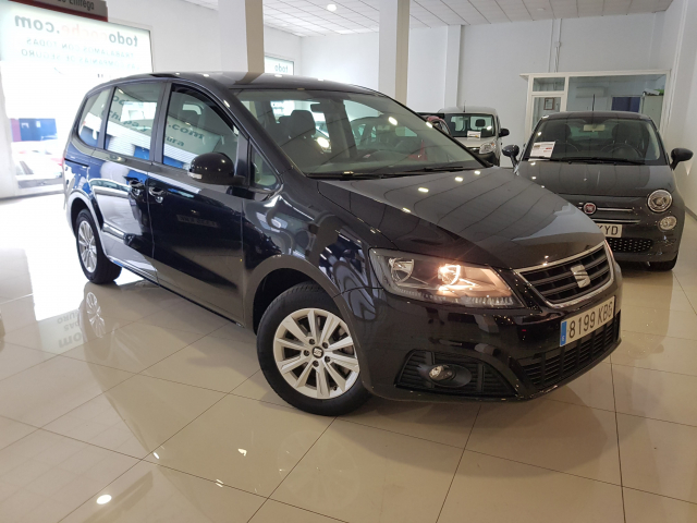 SEAT ALHAMBRA  2.0 TDI 150 Ecomotive SS Reference Plus 5p. for sale in Malaga - Image 1