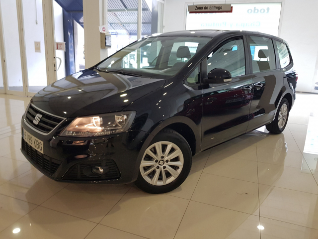 SEAT ALHAMBRA  2.0 TDI 150 Ecomotive SS Reference Plus 5p. for sale in Malaga - Image 2