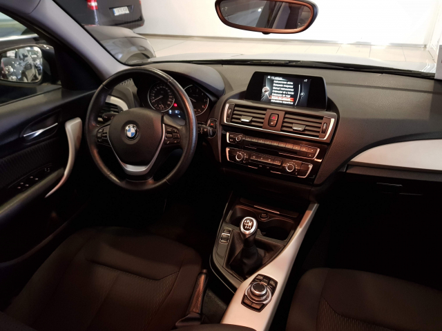 BMW SERIE 1  116d 5p. de ocasión en Málaga - Foto 7