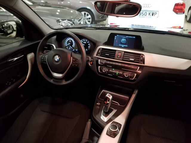BMW SERIE 1  118i 5p. de ocasión en Málaga - Foto 7