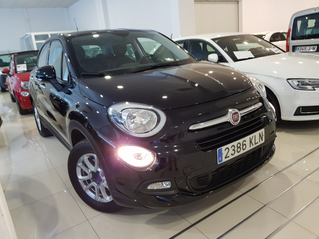 FIAT 500X  Pop Star 1.4 MAir 103kW 140CV 4x2 5p. for sale in Malaga - Image 1