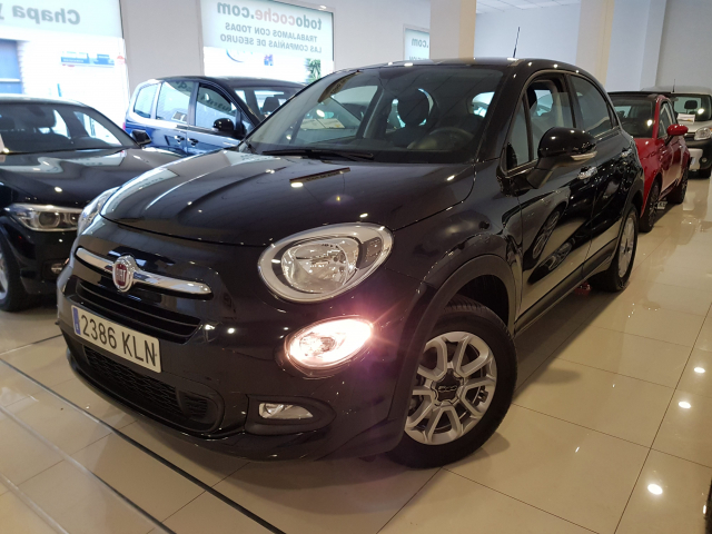 FIAT 500X  Pop Star 1.4 MAir 103kW 140CV 4x2 5p. for sale in Malaga - Image 2