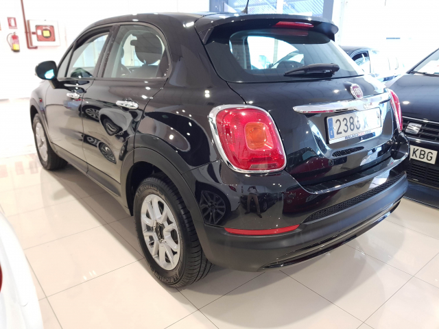 FIAT 500X  Pop Star 1.4 MAir 103kW 140CV 4x2 5p. for sale in Malaga - Image 3