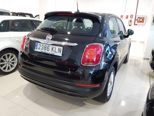 FIAT 500X  Pop Star 1.4 MAir 103kW 140CV 4x2 5p. for sale in Malaga - Image 4