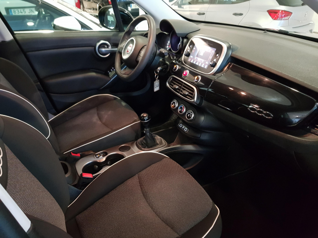 FIAT 500X  Pop Star 1.4 MAir 103kW 140CV 4x2 5p. for sale in Malaga - Image 8