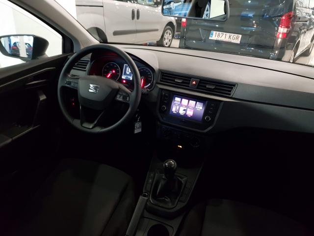SEAT IBIZA  1.0 EcoTSI 95cv Reference 5p. for sale in Malaga - Image 7