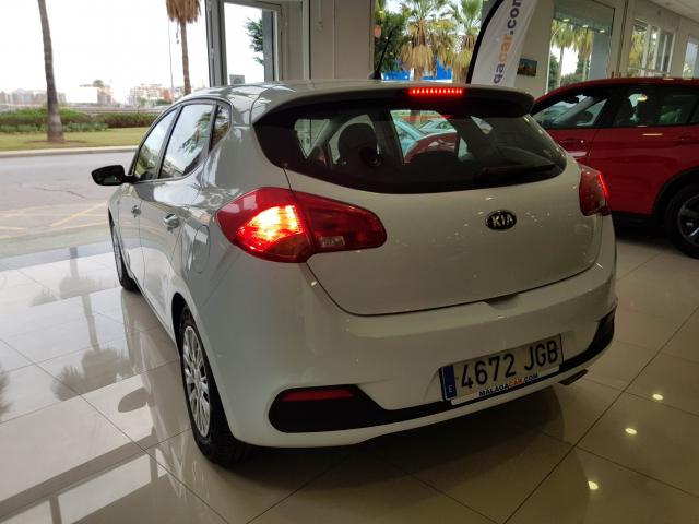 KIA ceed  1.4 CVVT 100cv Concept 5p. for sale in Malaga - Image 3