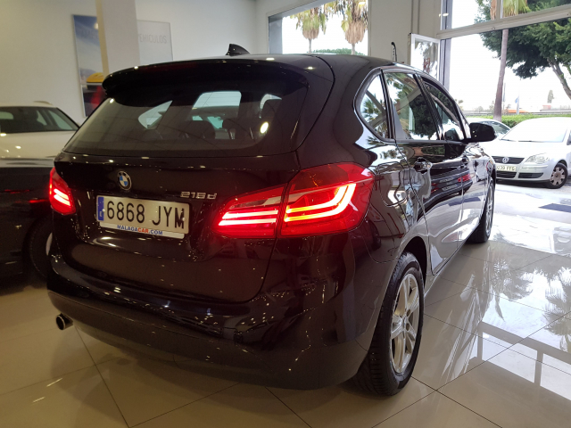 BMW SERIE 2 ACTIVE TOURER  216d 5p. for sale in Malaga - Image 4