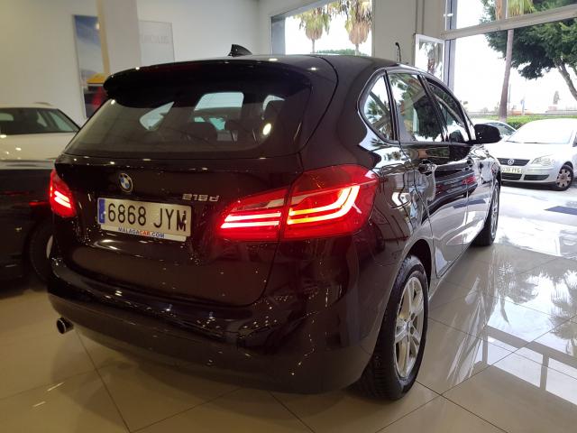 BMW SERIE 2 ACTIVE TOURER  216d 5p. de ocasión en Málaga - Foto 4