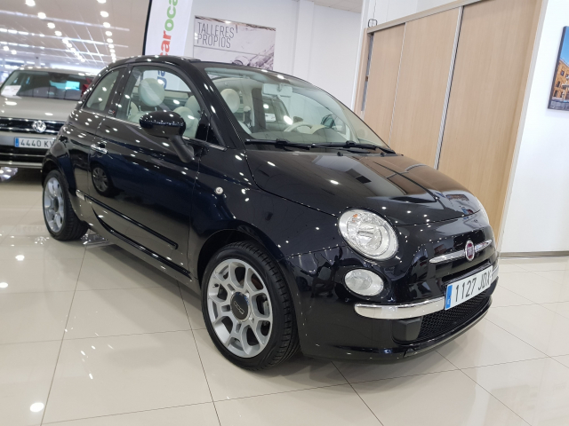 Fiat 500C  1.2 8v 69 CV Lounge for sale in Malaga - Image 2