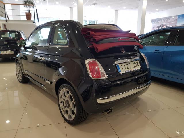 Fiat 500C  1.2 8v 69 CV Lounge for sale in Malaga - Image 3