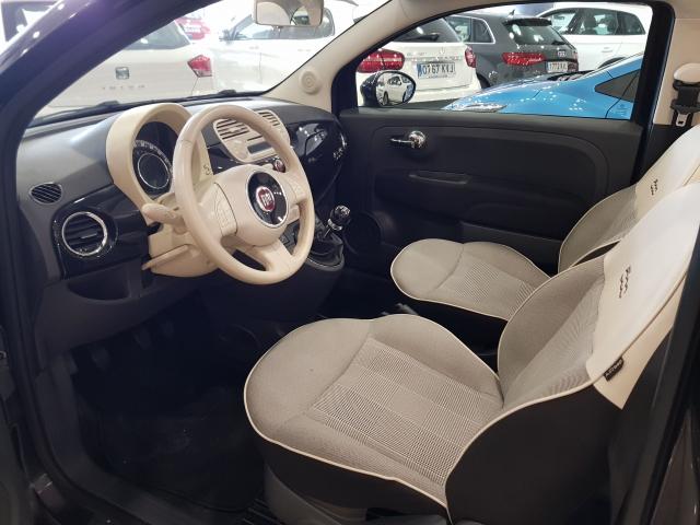 Fiat 500C  1.2 8v 69 CV Lounge for sale in Malaga - Image 7