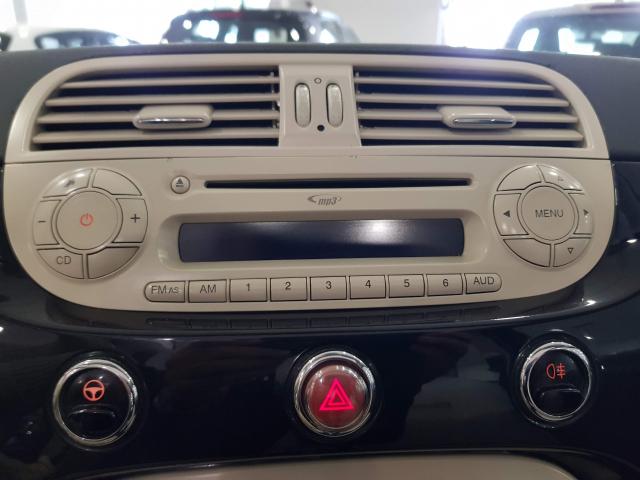 Fiat 500C  1.2 8v 69 CV Lounge for sale in Malaga - Image 8