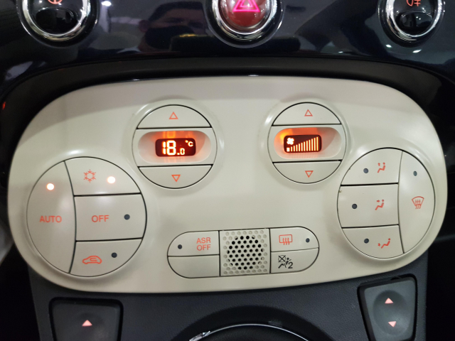 Fiat 500C  1.2 8v 69 CV Lounge for sale in Malaga - Image 9