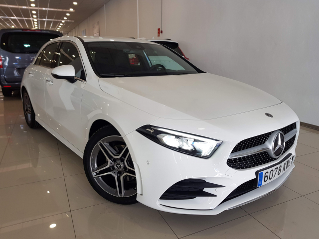 MERCEDES BENZ CLASE  A A 200 CDI AMG 5p. for sale in Malaga - Image 1