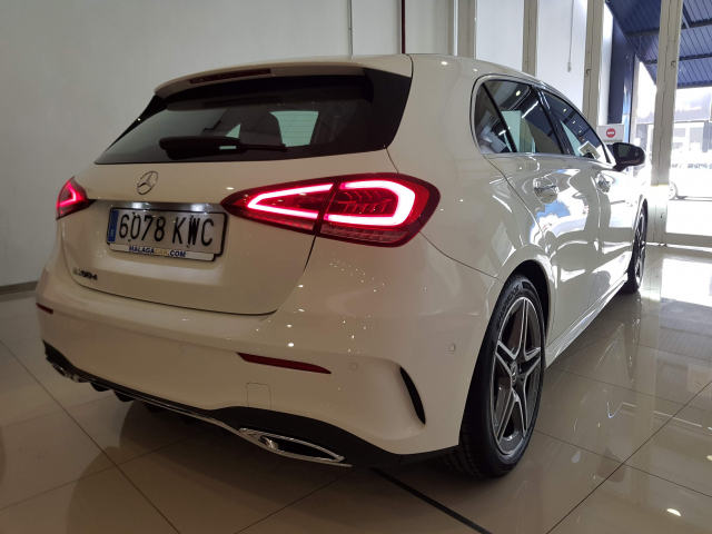 MERCEDES BENZ CLASE  A A 200 CDI AMG 5p. for sale in Malaga - Image 4