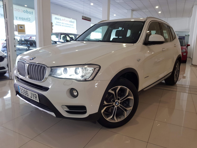 BMW X3  sDrive18d 5p. for sale in Malaga - Image 1