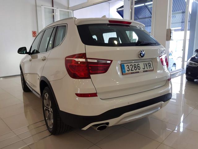 BMW X3  sDrive18d 5p. de ocasión en Málaga - Foto 3