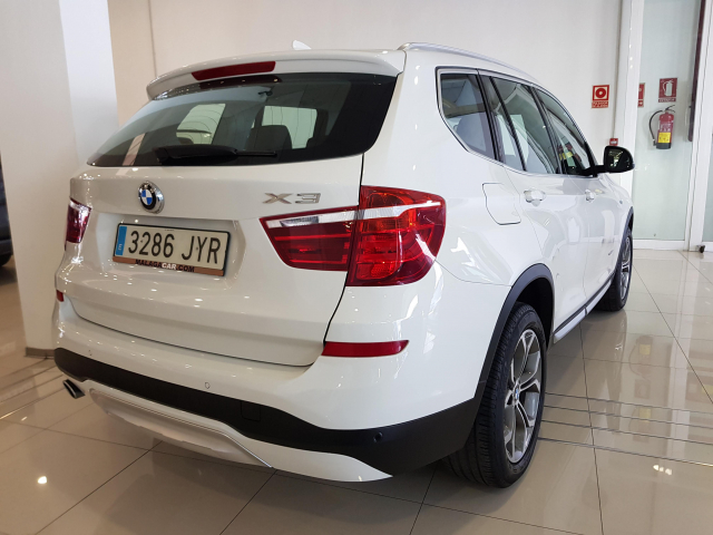 BMW X3  sDrive18d 5p. de ocasión en Málaga - Foto 4