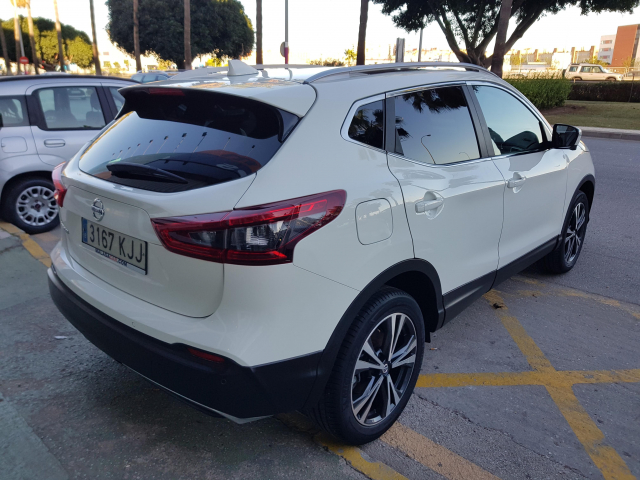 NISSAN QASHQAI 1.5 dCi NCONNECTA 5p. for sale in Malaga - Image 5