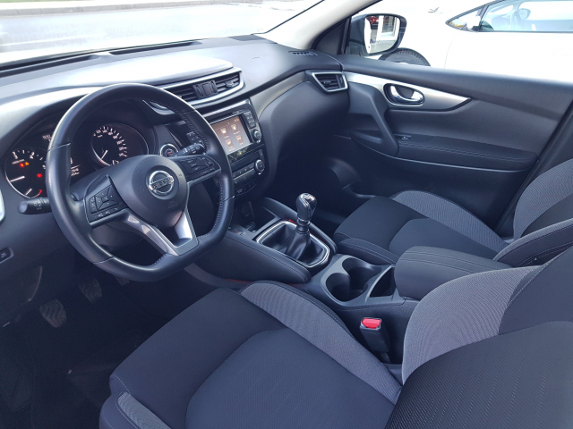 NISSAN QASHQAI 1.5 dCi NCONNECTA 5p. for sale in Malaga - Image 10