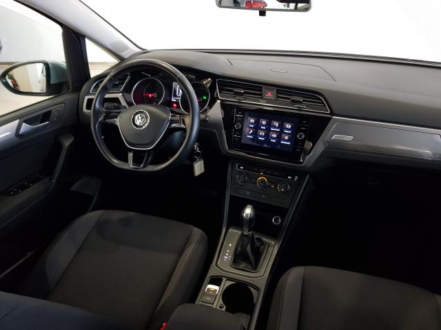 VOLKSWAGEN TOURAN  Edition 1.6 TDI CR 115CV BMT DSG 5p. for sale in Malaga - Image 7