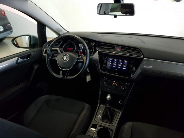 VOLKSWAGEN TOURAN  Edition 1.6 TDI CR 115CV BMT DSG 5p. for sale in Malaga - Image 9