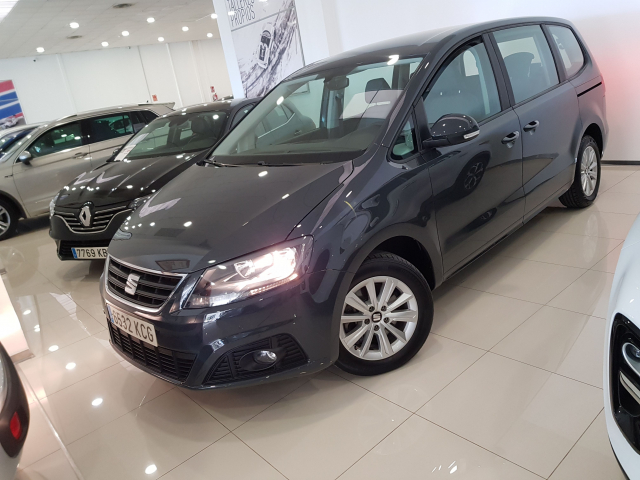 SEAT ALHAMBRA  2.0 TDI 150 CV Ecomotive SS Reference 5p. for sale in Malaga - Image 2