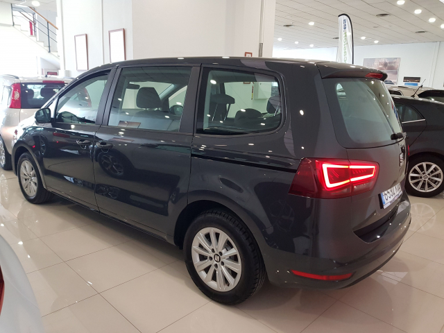 SEAT ALHAMBRA  2.0 TDI 150 CV Ecomotive SS Reference 5p. for sale in Malaga - Image 3