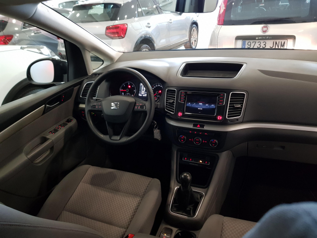 SEAT ALHAMBRA  2.0 TDI 150 CV Ecomotive SS Reference 5p. for sale in Malaga - Image 7