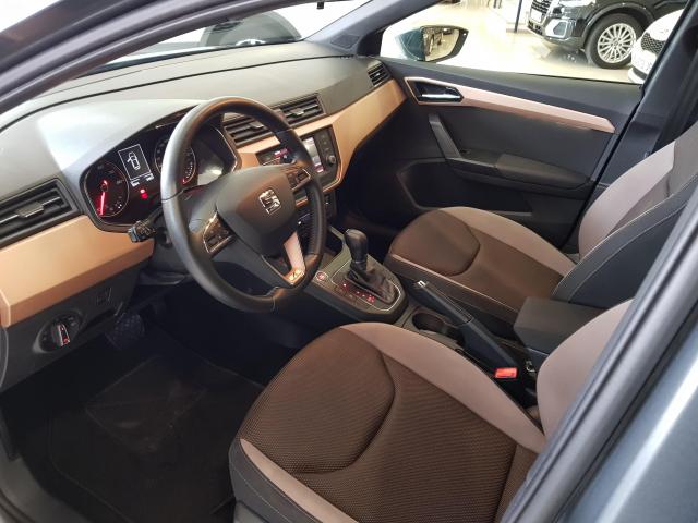 SEAT IBIZA  1.0 EcoTSI 85kW 115CV DSG Xcellence 5p. de ocasión en Málaga - Foto 9