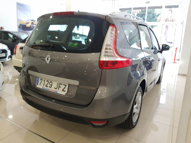 RENAULT GRAND SCENIC Grand Scénic SELECTION Energy dCi 110 eco2 7p Euro 6 5p. for sale in Malaga - Image 4