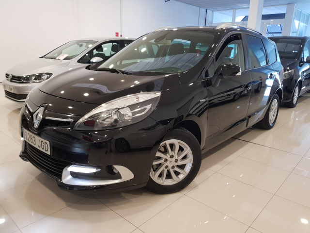 RENAULT GRAND  Scénic Limited  dCi 110 eco2 5p 5p. for sale in Malaga - Image 2