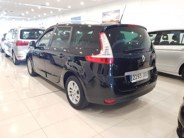 RENAULT GRAND  Scénic Limited  dCi 110 eco2 5p 5p. for sale in Malaga - Image 3