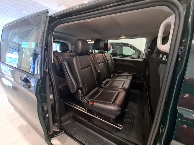 MERCEDES BENZ VITO  111 BT Tourer Select larga 4p. for sale in Malaga - Image 9