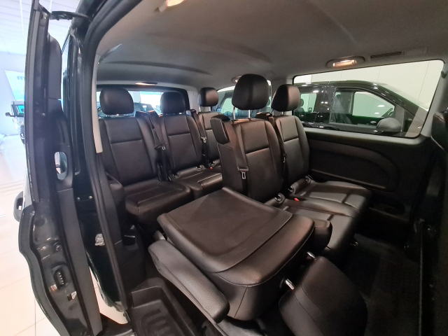 MERCEDES BENZ VITO  111 BT Tourer Select larga 4p. for sale in Malaga - Image 10