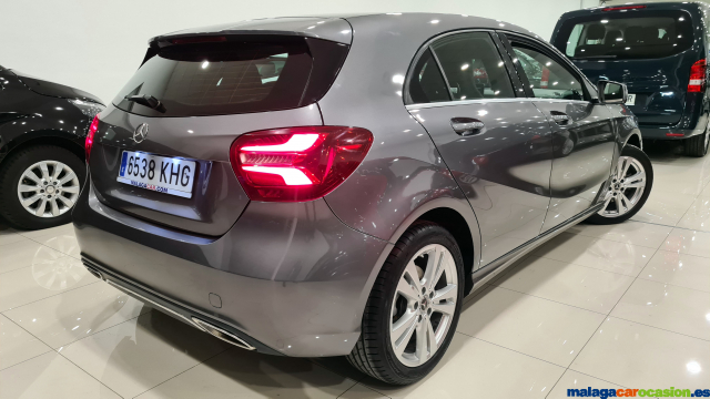 MERCEDES BENZ CLASE A  A 200 CDI BlueEFFICIENCY Urban 5p. for sale in Malaga - Image 2