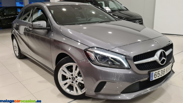 MERCEDES BENZ CLASE A  A 200 CDI BlueEFFICIENCY Urban 5p. for sale in Malaga - Image 3